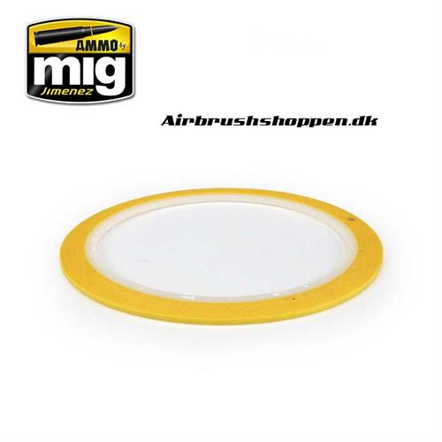 A.MIG 8038 MASKING TAPE 1 (2mm X 25M) fineline