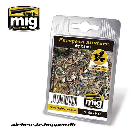 A.MIG 8410 EUROPEAN MIXTURE - DRY LEAVES