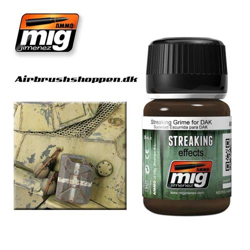 A.MIG-1201 Streaking Grime for Dark 35 ml