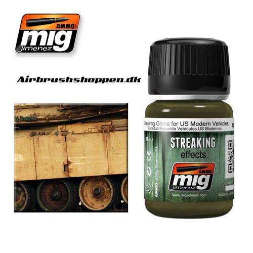 A.MIG-1207 Streaking Grime for US Modern Vehicles 35 ml