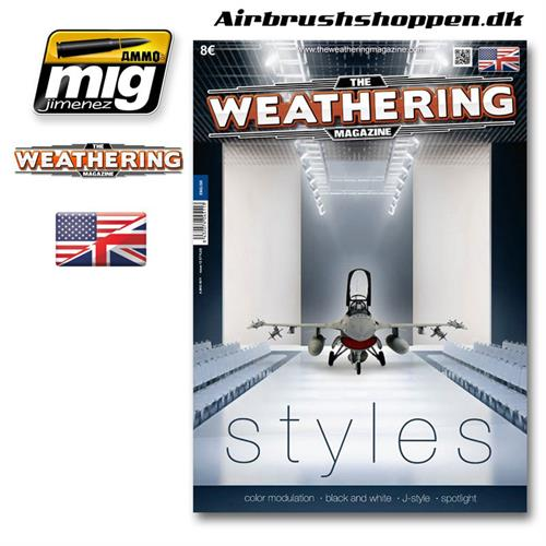 A.MIG 4511 issue 12, styles TWM