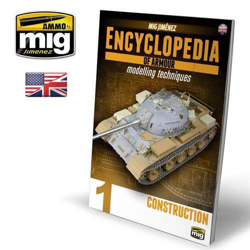 A.MIG-6150 ENCYCLOPEDIA OF ARMOUR MODELLING TECHNIQUES VOL. 1