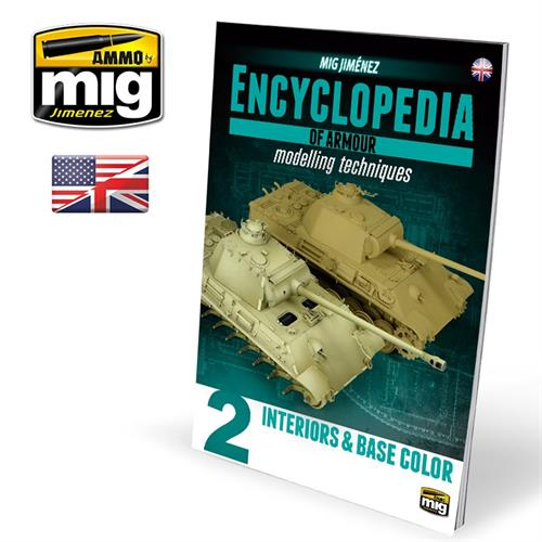 A.MIG-6151 ENCYCLOPEDIA OF ARMOUR MODELLING TECHNIQUES VOL. 2