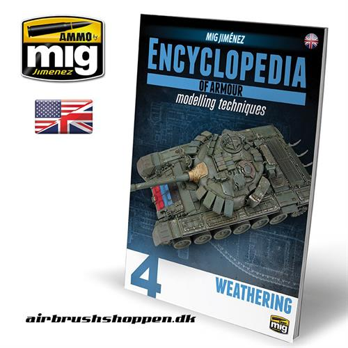 A.MIG 6153 ENCYCLOPEDIA OF ARMOUR MODELLING TECH VOL. 4