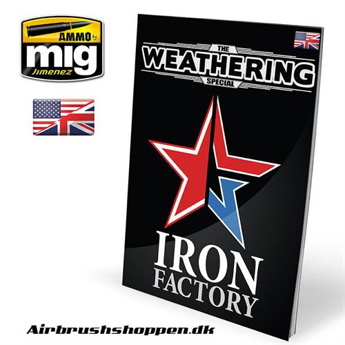 A.MIG 6104  IRON FACTORY The Weathering Special