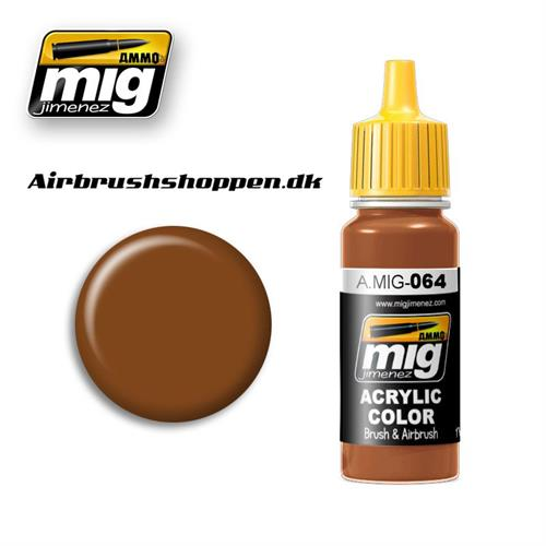 A.MIG-064 EARTH BROWN