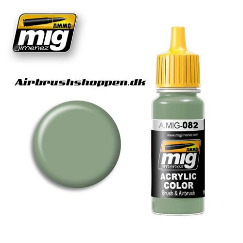 A.MIG-082 APC INTERIOR LIGHT GREEN