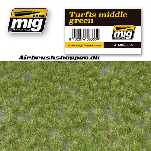 A.MIG-8355 TURFS MIDDLE GREEN