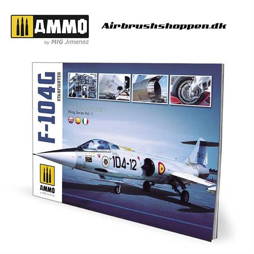 AMIG 6004 F-104G STARFIGHTER - Visual Modelers Guide