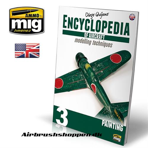 A.MIG 6052 ENCYCLOPEDIA OF AIRCRAFT MODELLING TECH. VOL.3: