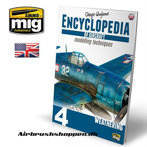 A.MIG 6053 ENCYCLOPEDIA OF AIRCRAFT MODELLING TECH. VOL.4: