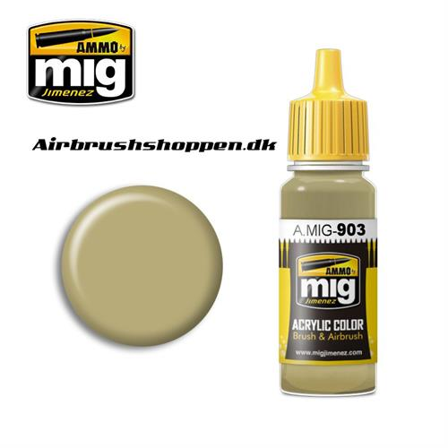 AMIG 903 DUNKELGELB LIGHT BASE