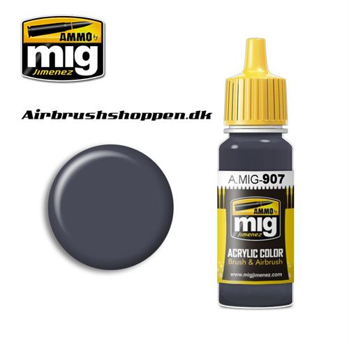 AMIG 907 DUNKELGRAU DARK BASE