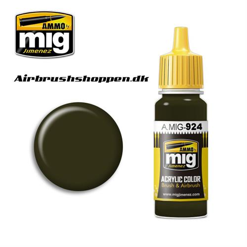 AMIG 924 OLIVE DRAB SHADOW