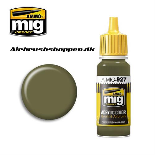 AMIG 927 OLIVE DRAB LIGHT BASE