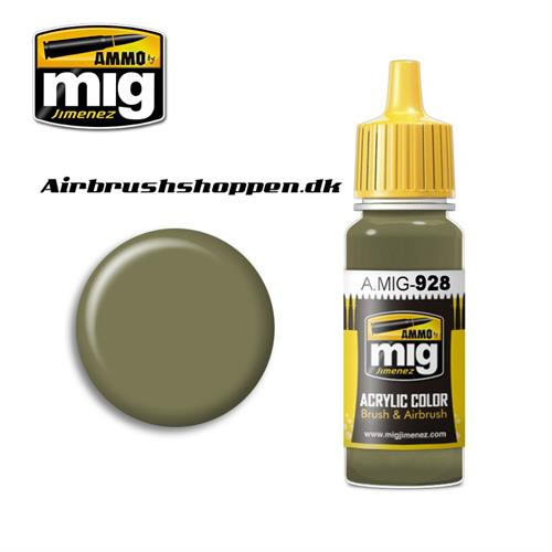 AMIG 928 OLIVE DRAB HIGH LIGHTS