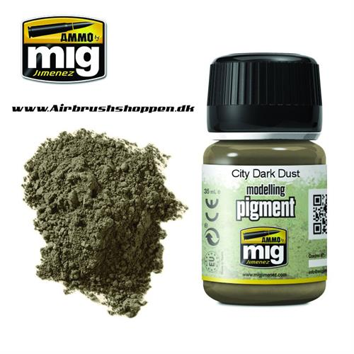 A.MIG 3028 CITY DARK DUST Pigment 35 ml