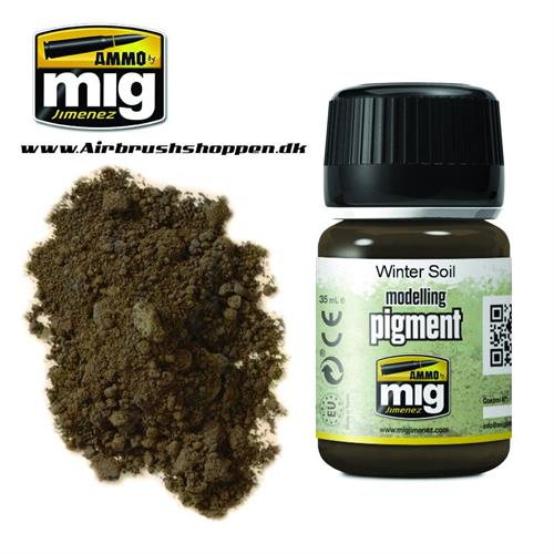 A.MIG 3029 WINTER SOIL Pigment 35 ml