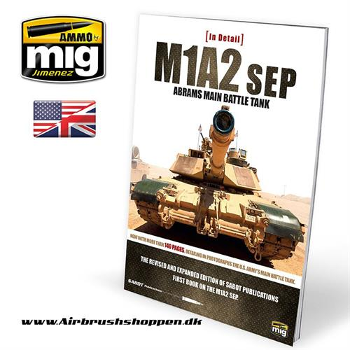 A.MIG 5950 M1A2SEP ABRAMS MAIN BATTLE TANK IN DETAIL bog