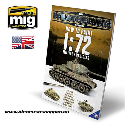 A.MIG 6019 TWS - HOW TO PAINT 1:72 MILITARY VEHICLE