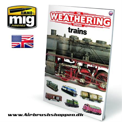 A.MIG 6142 the weathering special Trains magasin