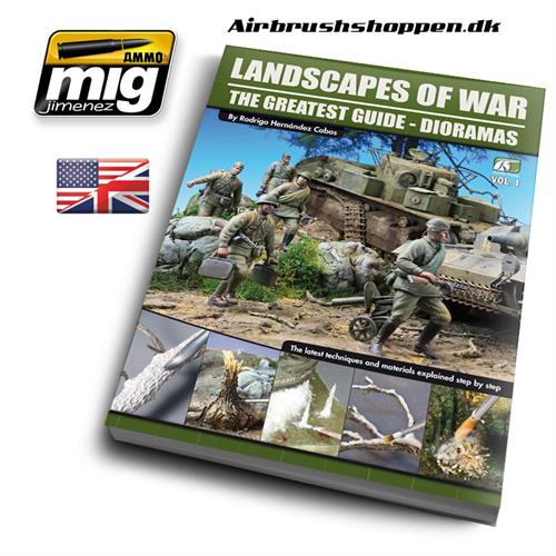 Euro0004 Landscapes of War: The Greatest Guide - Dioramas Vol. 1