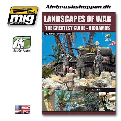 EURO0008 Landscapes of War: The Greatest Guide Dioramas Vol. 2