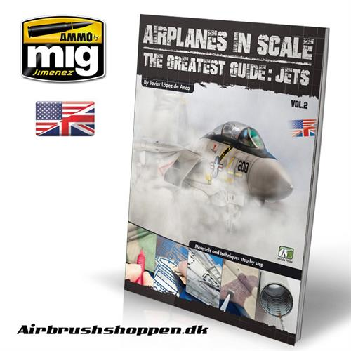 EURO0010 AIRPLANES IN SCALE 2: The Greatest Guide JETS