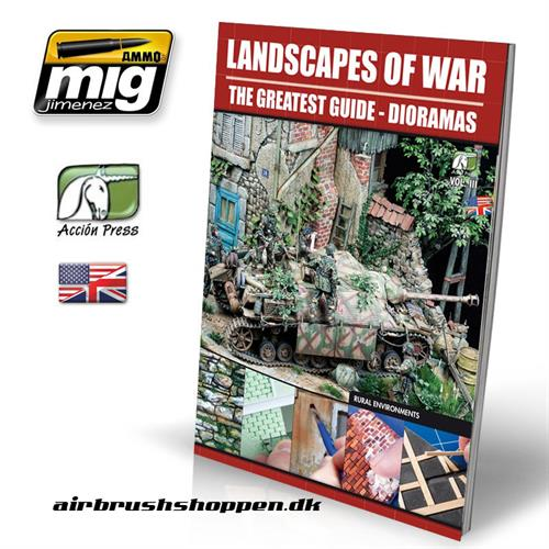 Euro0012 LANDSCAPES OF WAR: THE GREATEST GUIDE TO DIORAMAS VOL. III