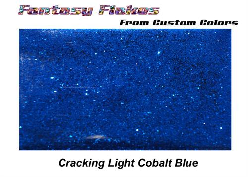 A 0705 Cracking Light cobalt blue (0.4) 10 gram
