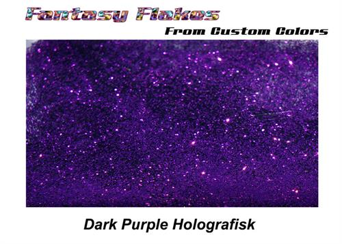 LA 800 Dark Purple Holo (0.2) 10 gram