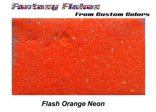 C54 Flash Orange (Neon) (0.2) 10 gram
