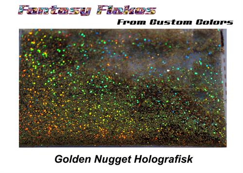 La 210 Golden Nugget  Holo (0.2) 10 gram