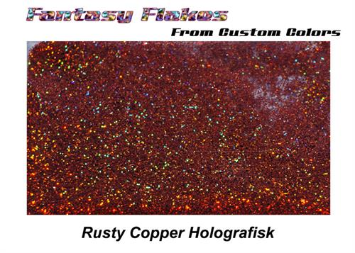 LA 400 Rusty Copper Holo (0.2) 10 gram