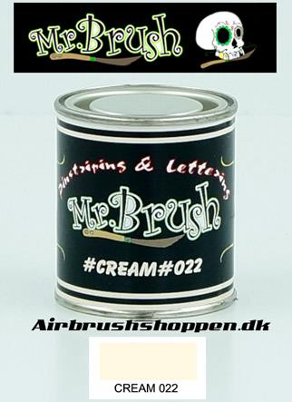 Mr Brush Cream
