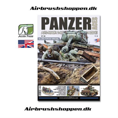 A.MIG-PANZ0050 PANZER ACES N¤50 ALLIED FORCES SPECIAL