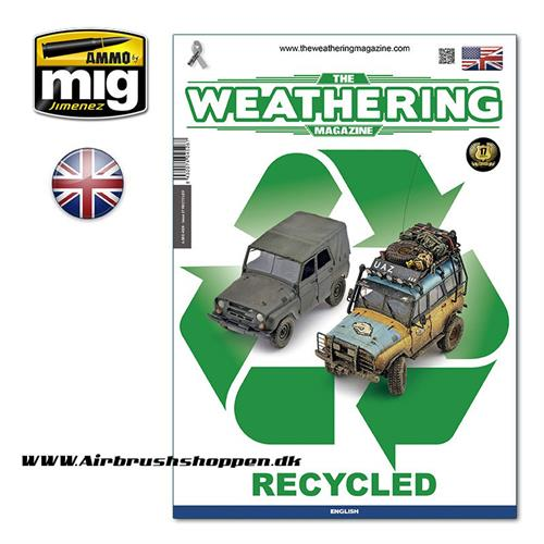A.MIG 4526 Issue 27 Recycled TWM