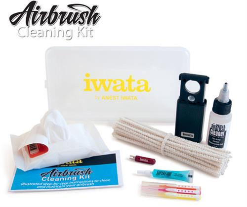 Iwata Cleaning Kit IW CL-100