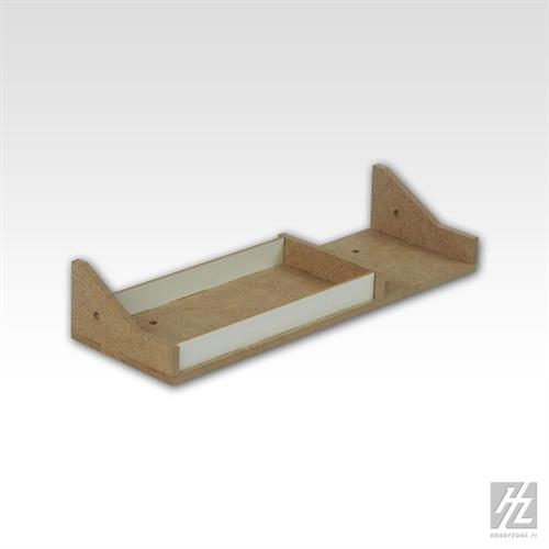 HZ-s3 base Paint Hanger Base 30cm Hobbyzone
